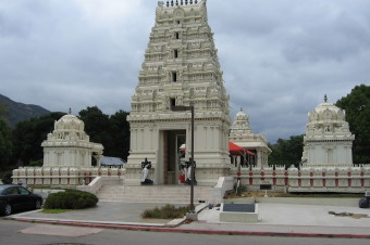 Malibu Hindu Temple, Calabasas