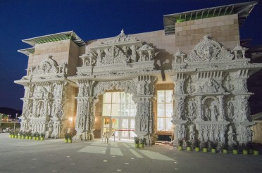Akshardham Temple, New Jersey