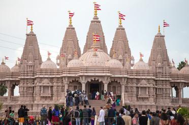 BAPS Shri Swaminarayan Mandir, Los Angeles